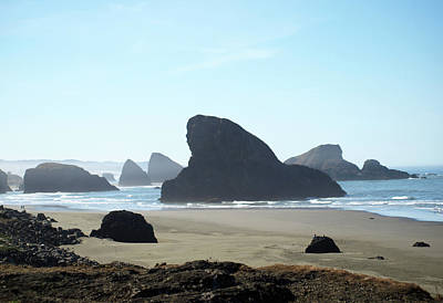 Photograph - Oregon Coast #3 by Mary Capriole