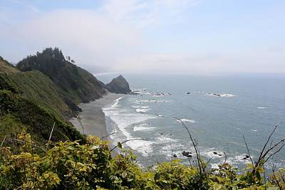 Photograph - Oregon Coast - 32 by Christy Pooschke