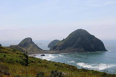 Photograph - Oregon Coast - 36 by Christy Pooschke