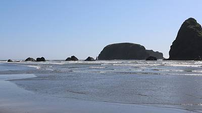 Photograph - Oregon Coast - 6 by Christy Pooschke