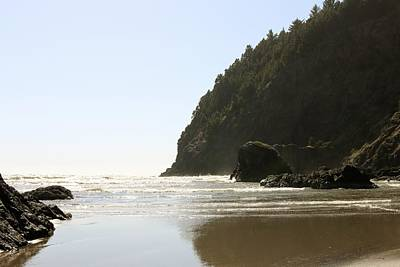 Photograph - Oregon Coast - 7 by Christy Pooschke