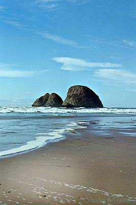 Oregon Coast 8 Art Print