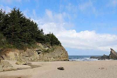 Photograph - Oregon Coast - 81 by Christy Pooschke