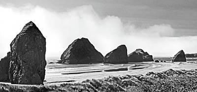 Photograph - Oregon Coast Brookings 5 by Jeff Brunton