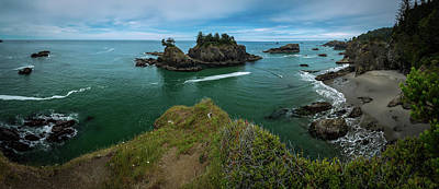 Photograph - Oregon Coast by Rick Strobaugh