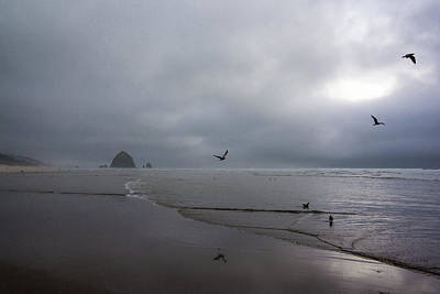 Photograph - Oregon Coast by Robert McKay Jones