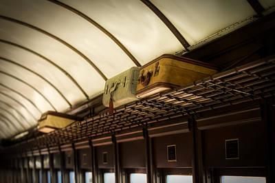 Photograph - Oregon Coast Scenic Railroad  by Byron Fair
