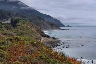 Photograph - Oregon Coastal Vista by Patricia Strand