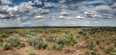Photograph - Oregon Outback by Ken Aaron