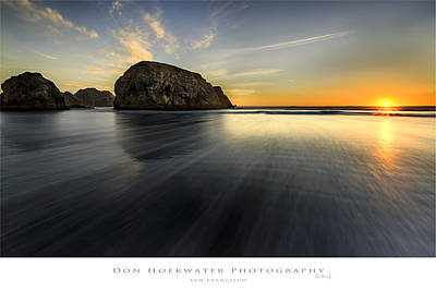 Photograph - Oregon Rocks by PhotoWorks By Don Hoekwater