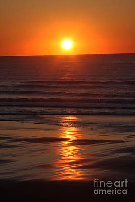 Photograph - Oregon Sunset by Gary Wing