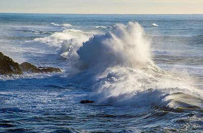 Photograph - Oregon Surf by Dennis Bucklin