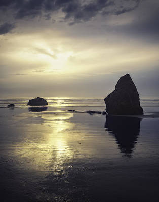 Photograph - Oregon Zen by Eduard Moldoveanu