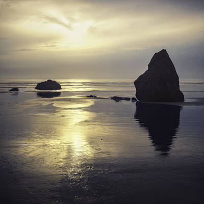Photograph - Oregon Zen - Square by Eduard Moldoveanu