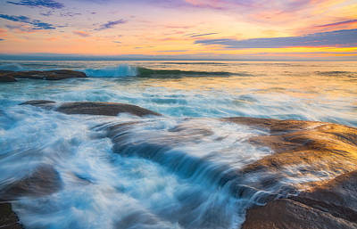 Photograph - Oregon's Gold Coast by Darren  White