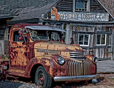 Photograph - O'reilly Lobster Pound by Gary Shepard
