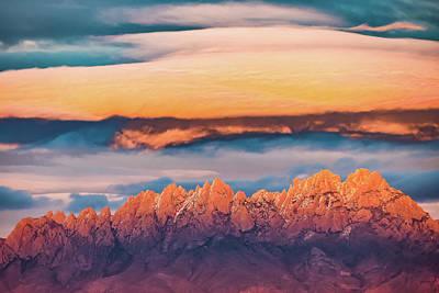 Organ Mountain-desert Peaks National Monument Art Print