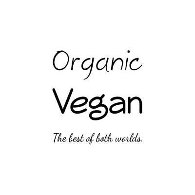 Digital Art - Organic Vegan by Randi Kuhne