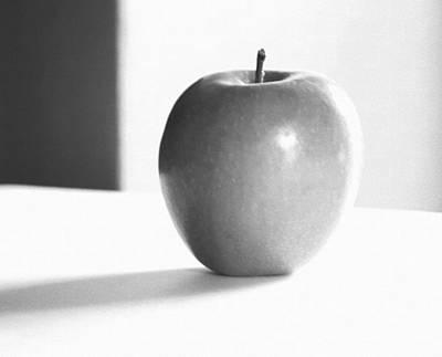 Organic...apple...infrared Art Print by Tom Druin