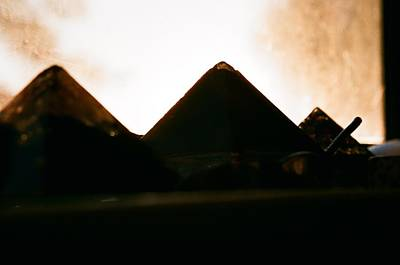 Orgonite Photograph - Orgonite Giza by Ravi Lee