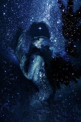 Stars Digital Art - Orias by Cambion Art
