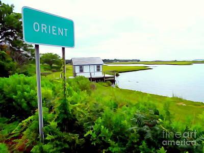 Photograph - Orient by Ed Weidman