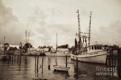 Photograph - Oriental Harbor by Benanne Stiens