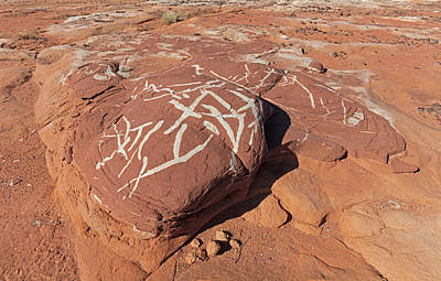 Photograph - Oriental Rock by Tom Daniel