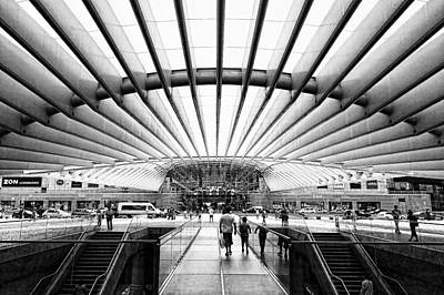 Oriente Station Art Print