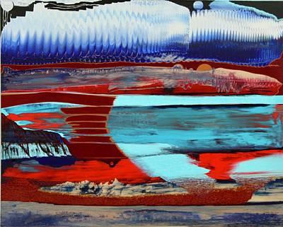 Painting - Origin by Richard Van Vliet