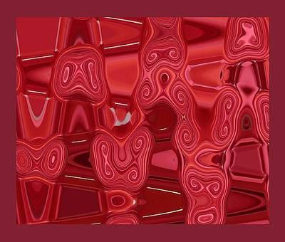 Mohammad Safavi Naini Painting - Original  Abstract Creative by Mohammad Safavi naini