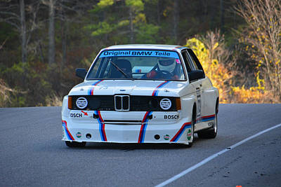 Photograph - Original Bmw Teile by Mike Martin