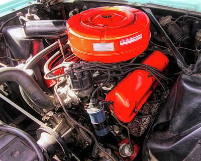 Photograph - Original Motor by David King