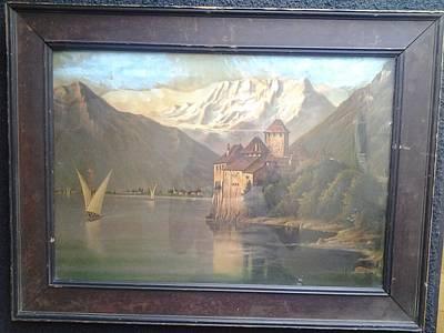 Original Painting Art Print by Bs