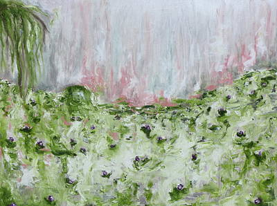 Wall Art - Painting - Origins by Tessa Lang