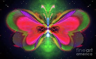 Oriole Digital Art - Oriole Rainyjewel by Raymel Garcia