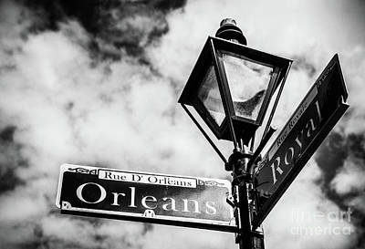 Photograph - Orleans And Royal by Pam  Holdsworth