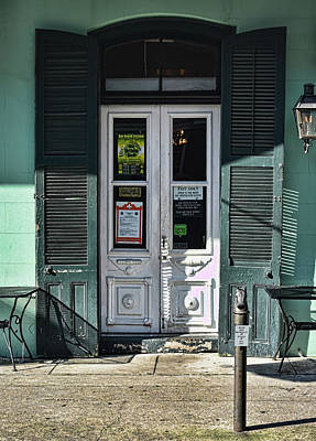 Photograph - Orleans Grapevine Wine Bar And Bistro - New Orleans by Greg Jackson