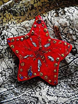 Ornaments 15 Art Print by Sarah Loft