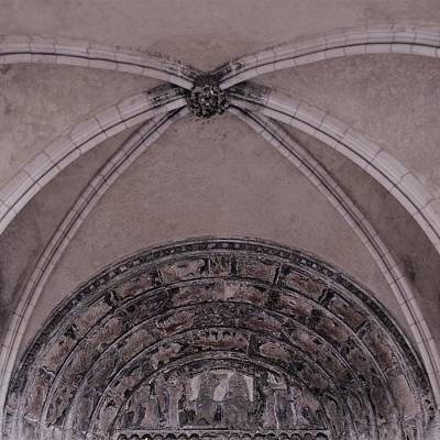 Photograph - Ornate Curves by Cheryl Miller