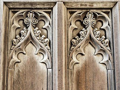 Photograph - Ornate Detail by Jean Noren