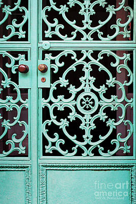 Photograph - Ornate Doors by Todd Blanchard