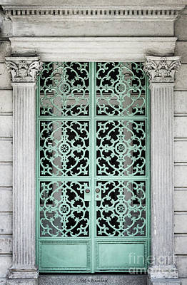 Photograph - Ornate Entrance by Todd A Blanchard