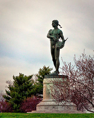 Photograph - Orpheus At Fort Mchenry by Bill Swartwout