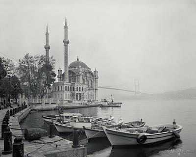 Photograph - Ortakoy Istanbul Turkey - J00703-003,s by Wally Hampton