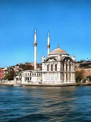 Ortakoy Mosque Original