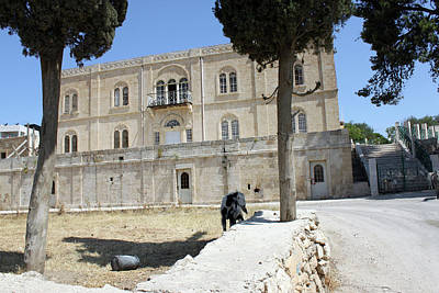 Orthodox Convent In Hebron Original