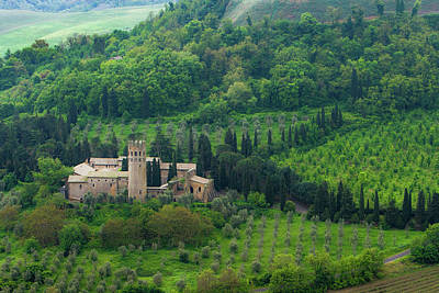 Photograph - Orvieto Castle by Jay Moore