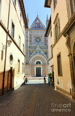 Photograph - Orvieto Duomo 0701 by Jack Schultz