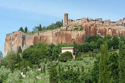 Photograph - Orvieto by Kathleen McGinley